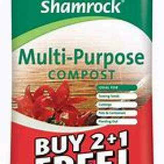 Multi-Purpose Compost Buy 2 get 1 Free